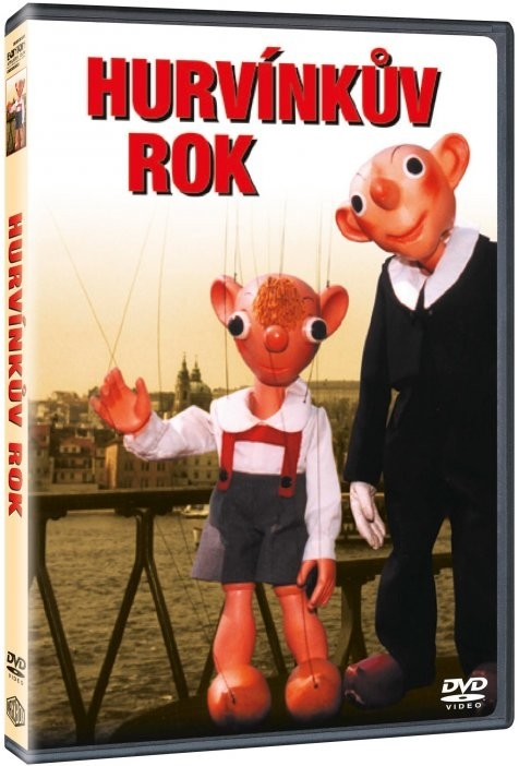 Hurvínkův rok ( plast ) DVD