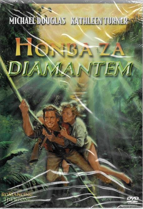 Honba za diamantem ( plast ) DVD