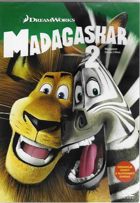 Madagaskar 2 ( plast ) DVD