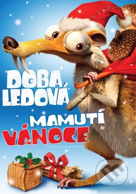 Doba ledová: Mamutí Vánoce ( plast ) DVD