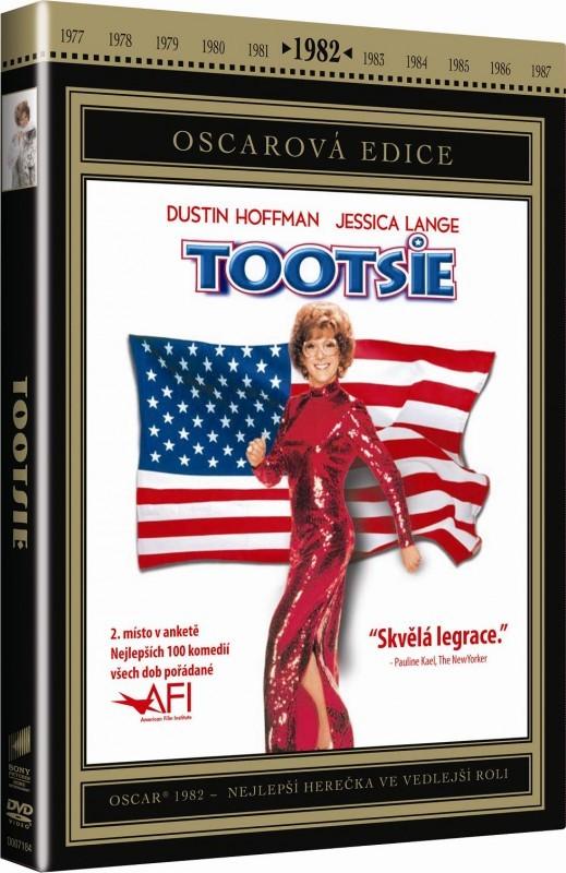 Tootsie ( plast ) DVD