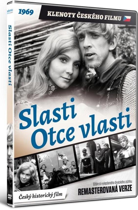 Slasti Otce vlasti (remasterovaná verze) plast DVD