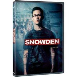 Snowden - DVD plast