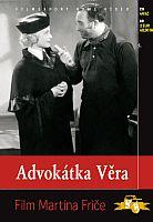 Advokátka Věra - DVD papírová pošetka