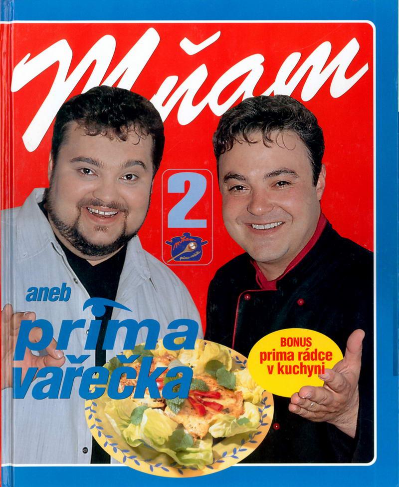 Mňam 2 aneb prima vařečka - Prima TV /bazarové zboží/