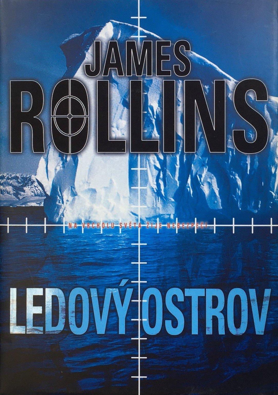 Ledový ostrov - James Rollins /bazarové zboží/