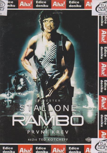 Rambo: První krev - DVD