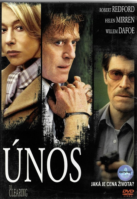 Únos ( originální znění, Z titulky ) plast DVD
