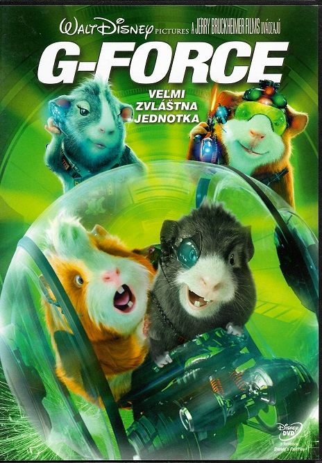 G-Force ( plast ) DVD
