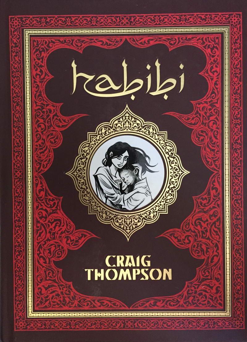 Habibi - Craig Thompson /bazarové zboží/