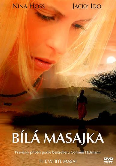 Bílá masajka - DVD plast