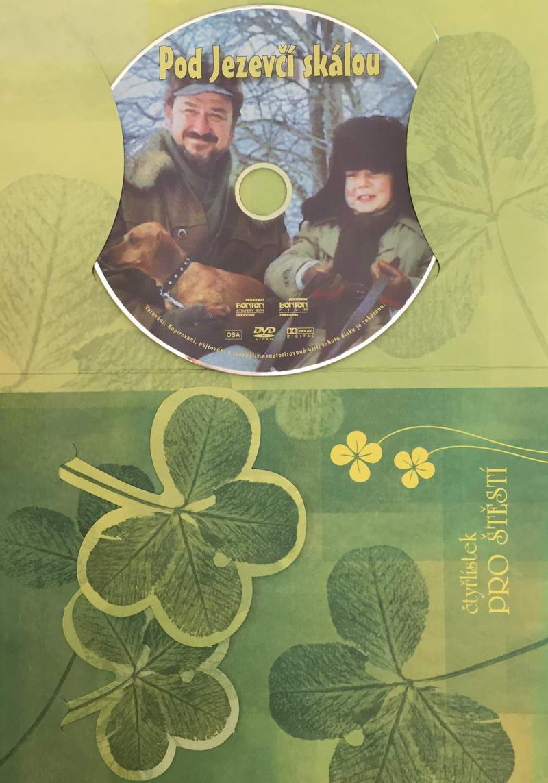 Pod jezevčí skálou - DVD /dárkový obal/