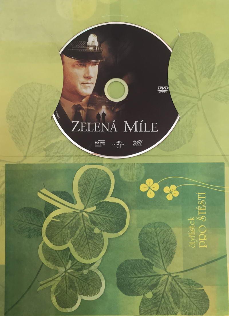 Zelená míle - DVD /dárkový obal/