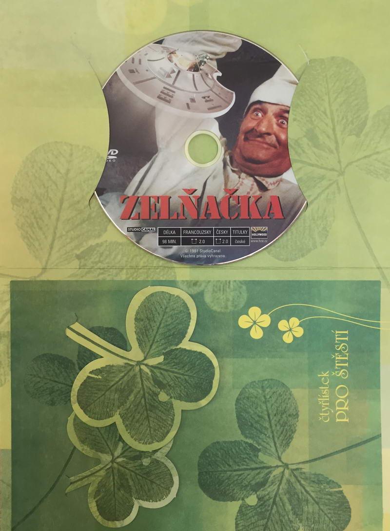 Zelňačka - DVD /dárkový obal/