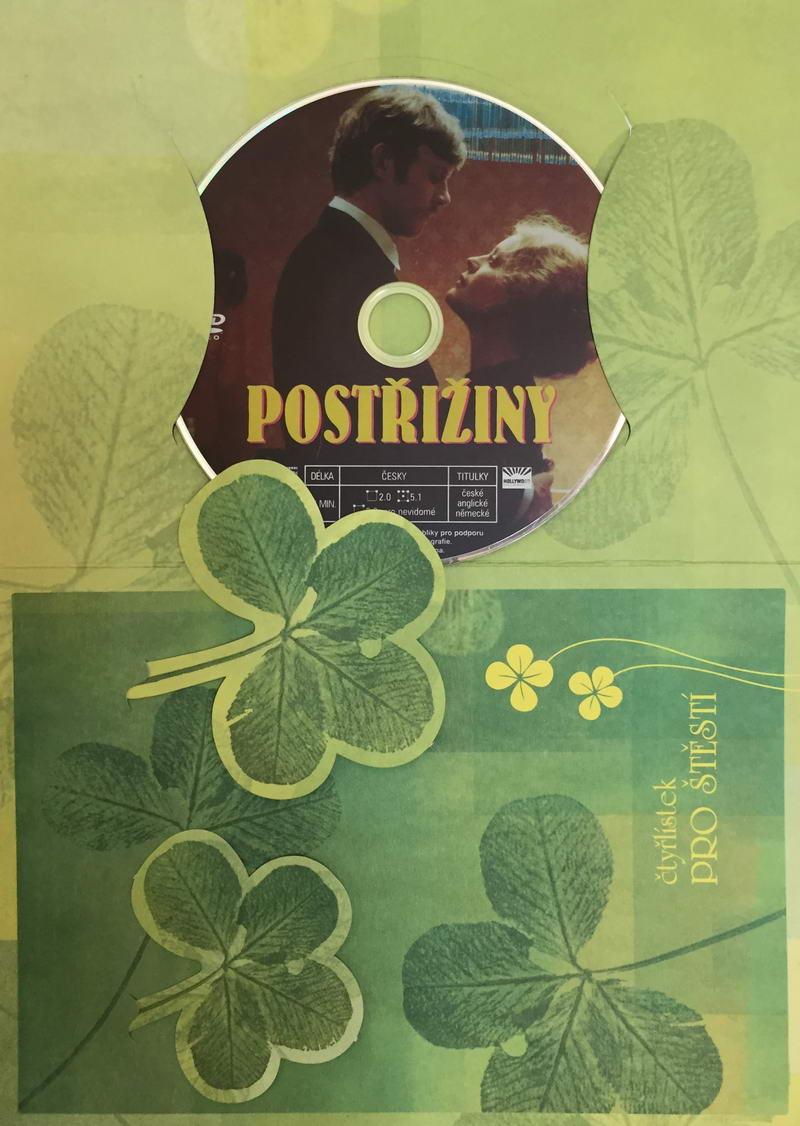 Postřižiny - DVD /dárkový obal/