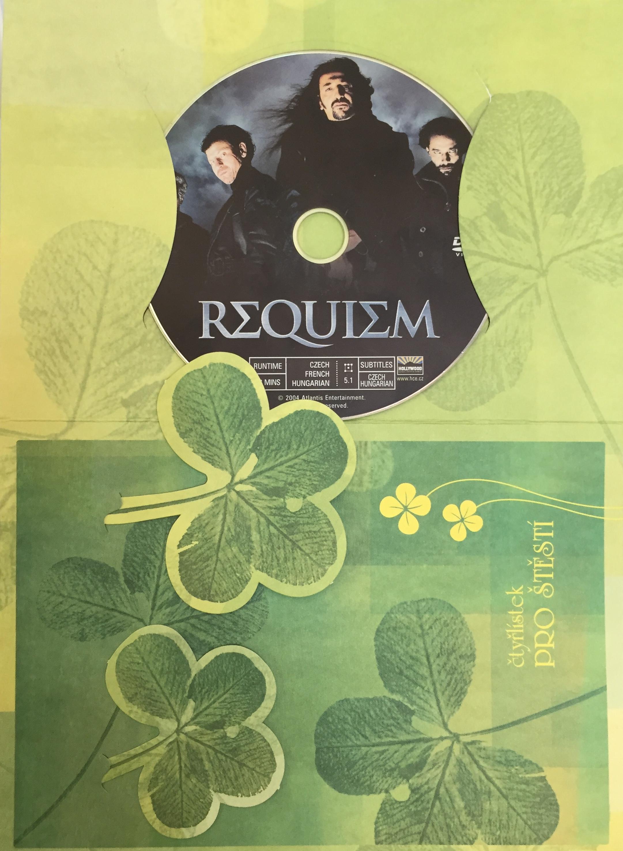 Requiem - DVD /dárkový obal/