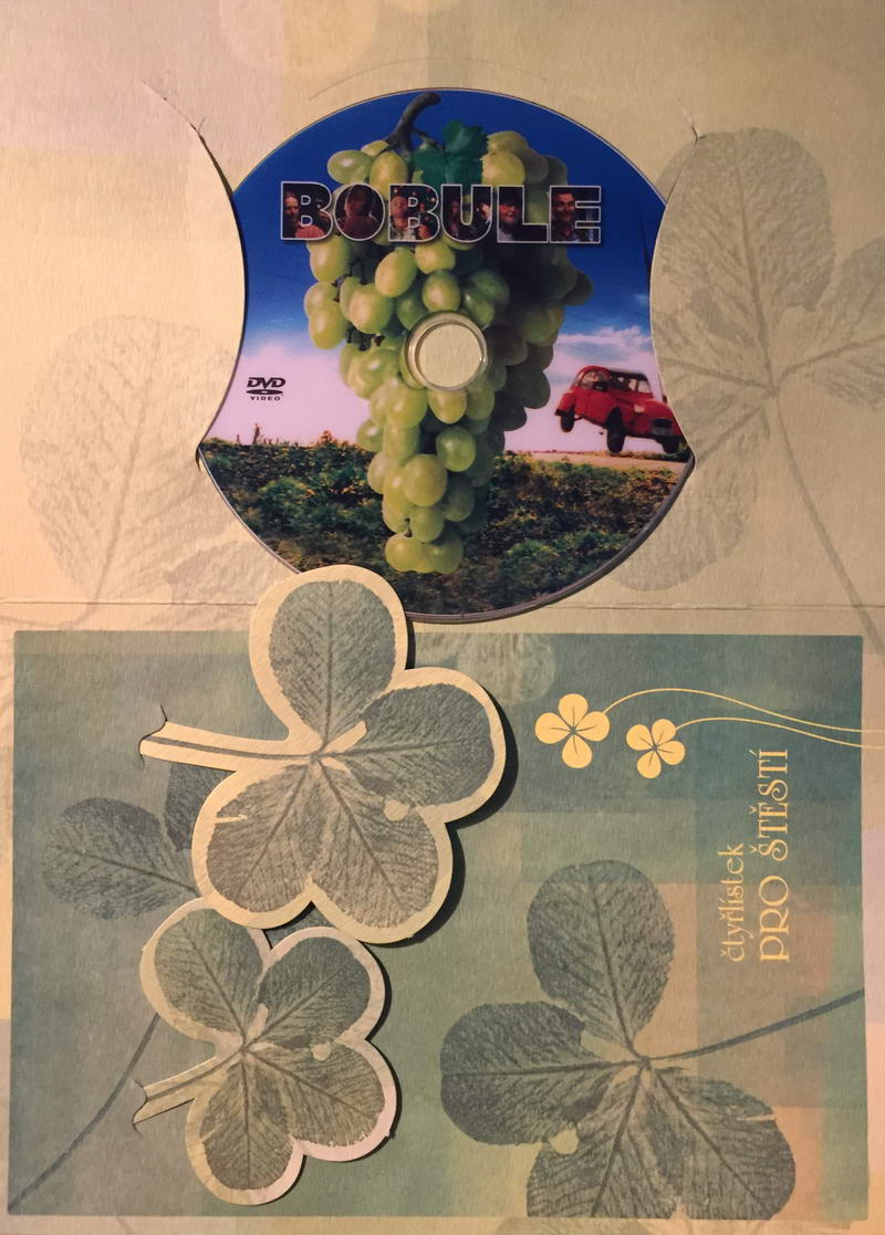 Bobule - DVD /dárkový obal/
