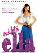 Zakletá Ella - DVD plast