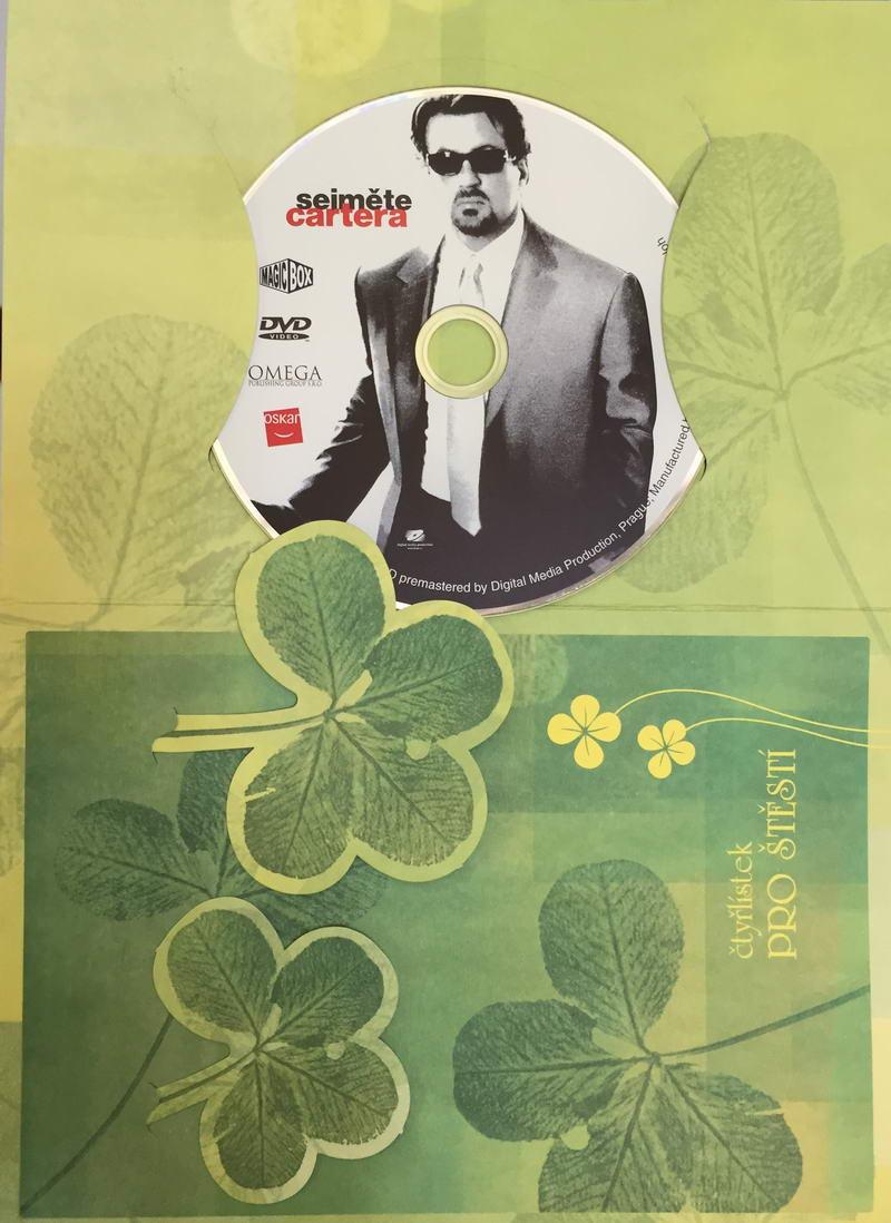 Sejměte Cartera - DVD /dárkový obal/