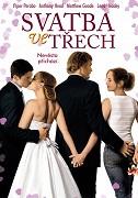 Svatba ve třech - DVD plast