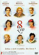 8 žen - DVD plast