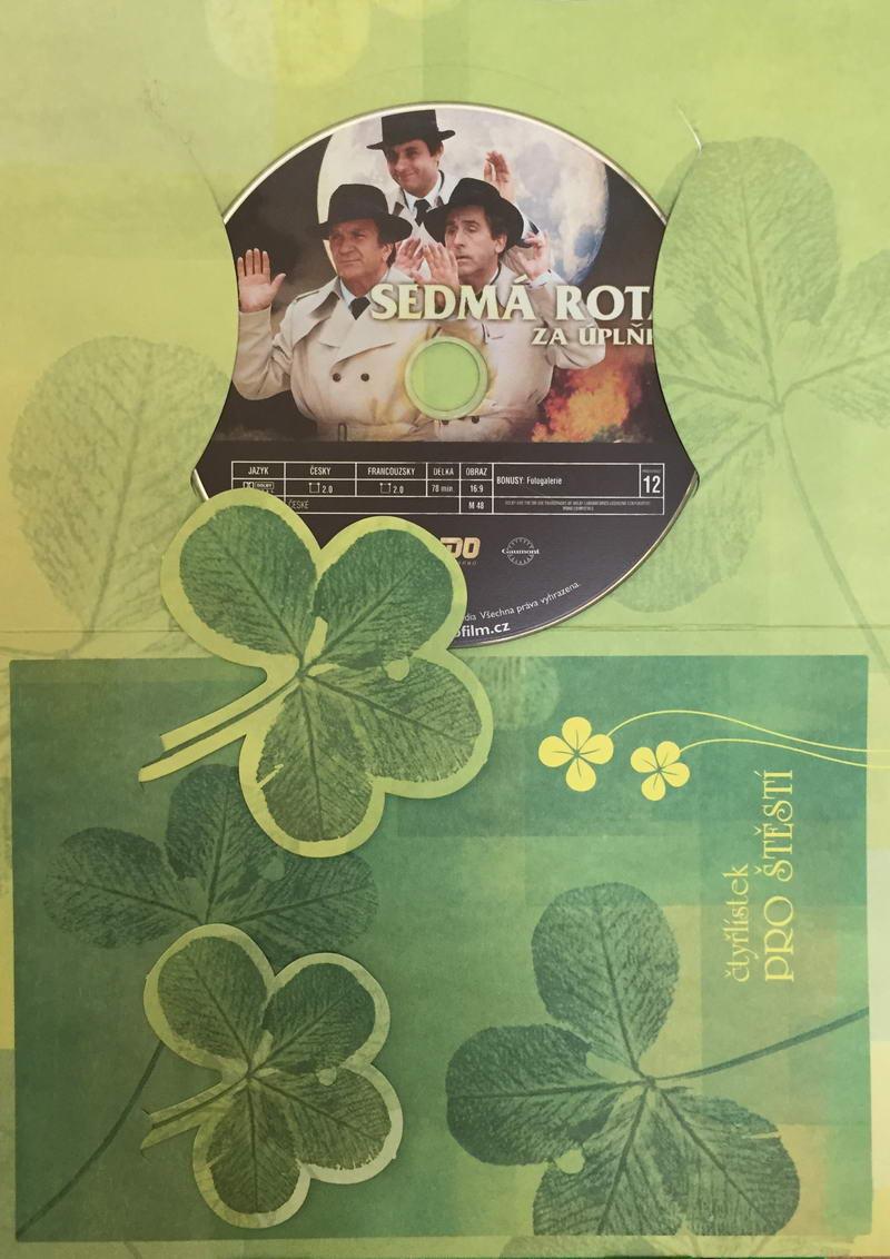 Sedmá rota za úplňku - DVD /dárkový obal/