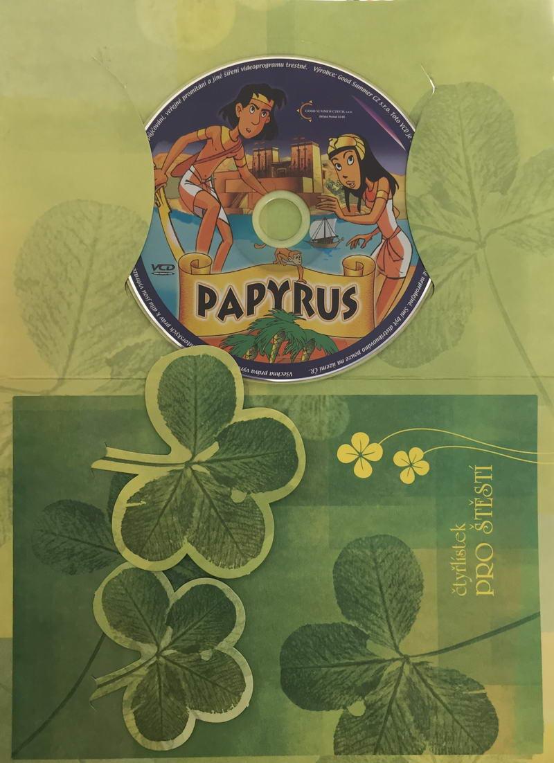 Papyrus - DVD /dárkový obal/