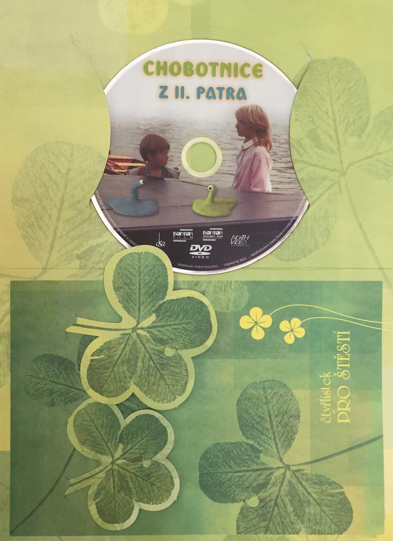 Chobotnice z II. patra - DVD /dárkový obal/