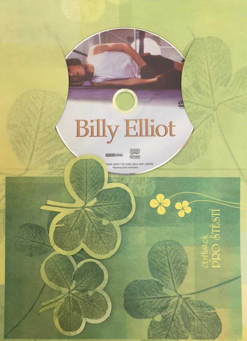 Billy Elliot - DVD /dárkový obal/