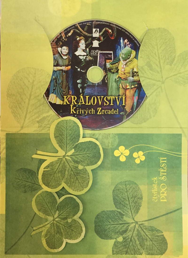 Království křivých zrcadel - DVD /dárkový obal/