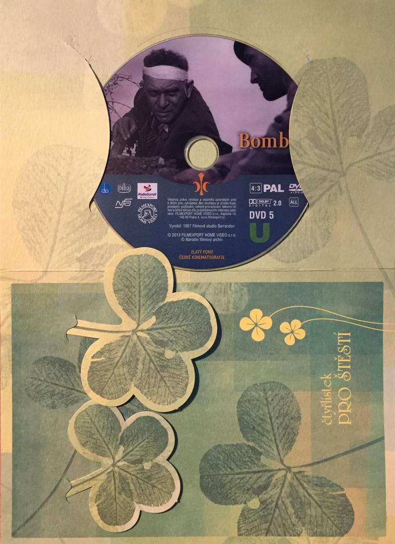 Bomba - DVD /dárkový obal/