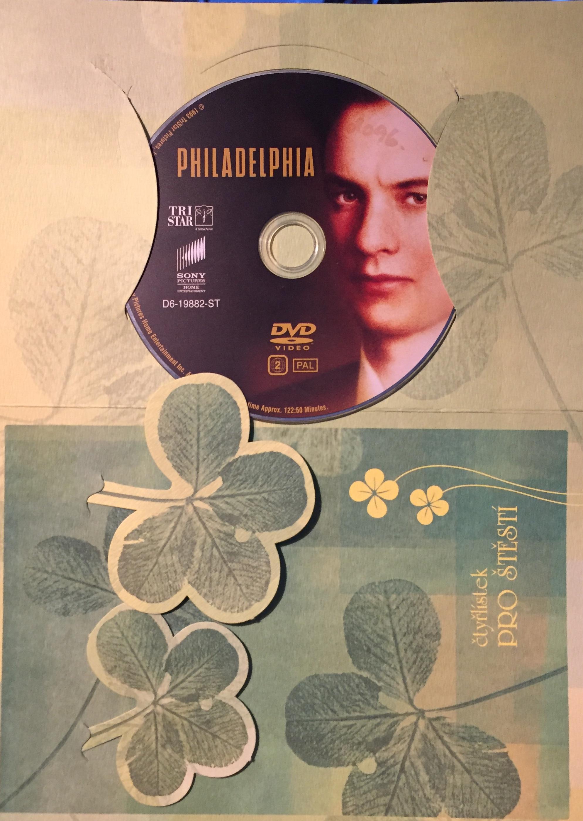 Philadelphia - DVD /dárkový obal/
