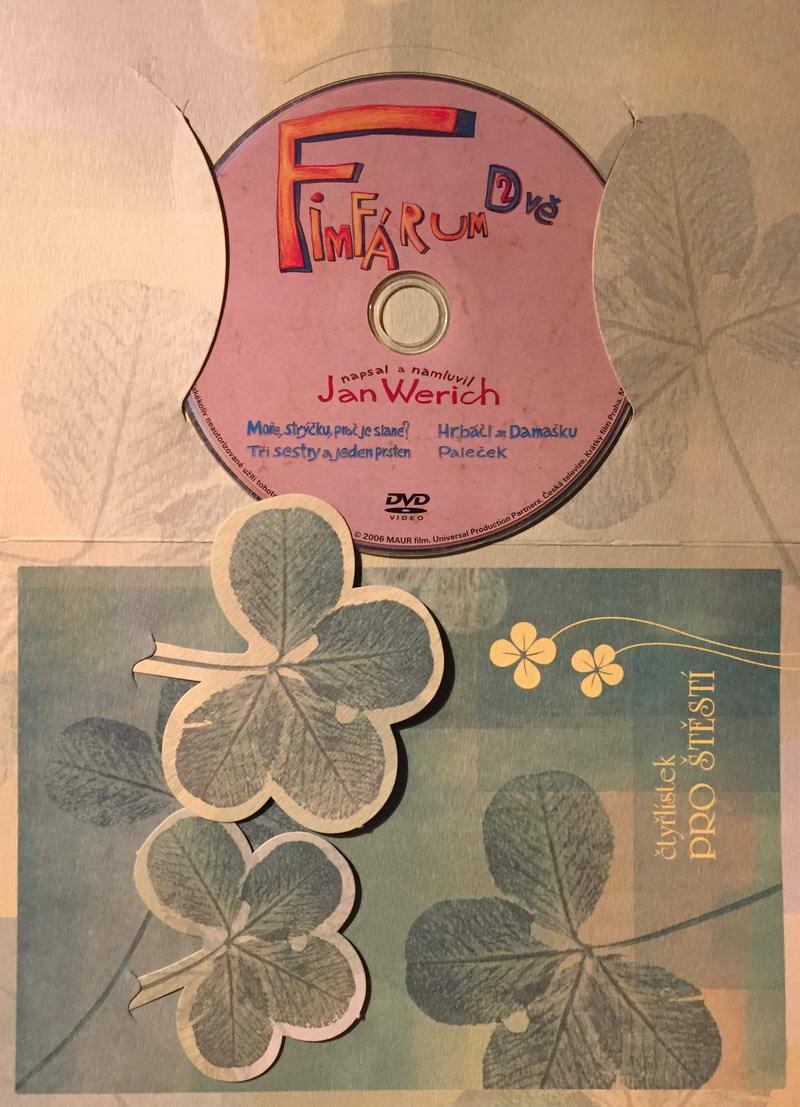Fimfárum Dvě - DVD /dárkový obal/