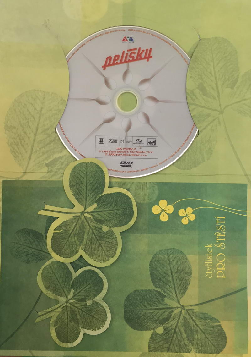 Pelíšky - DVD /dárkový obal/