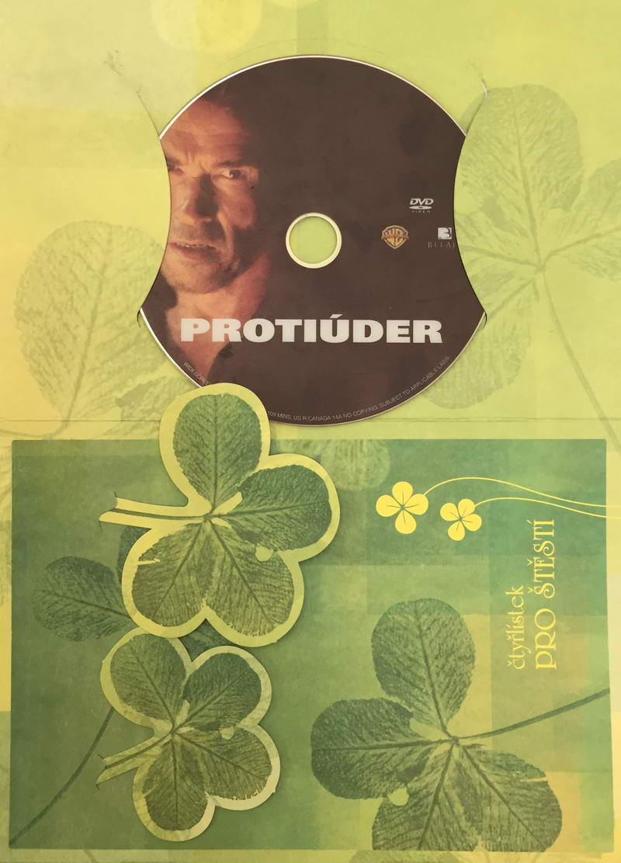 Protiúder - DVD /dárkový obal/