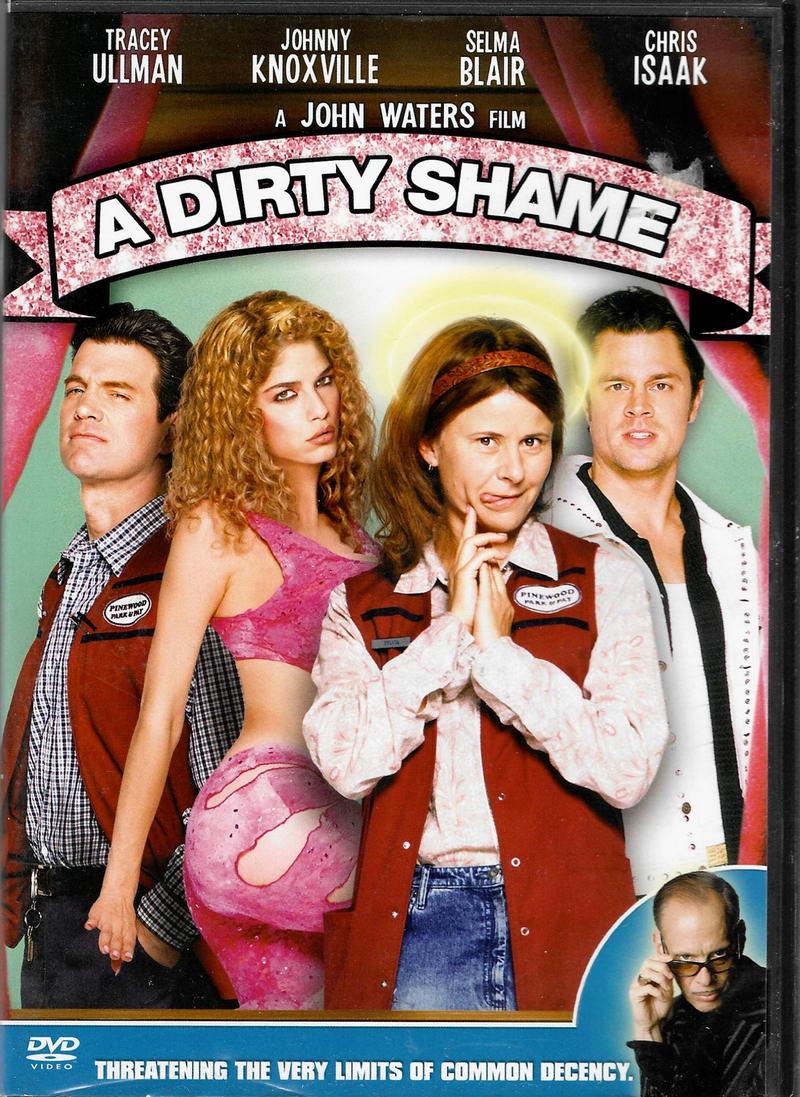 A dirty shame ( Chlípnost nade vše) - DVD plast
