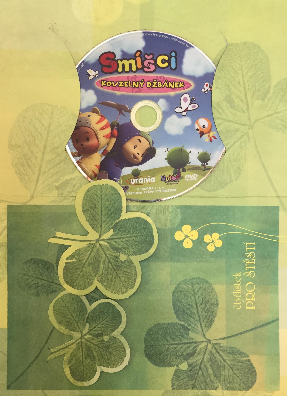 Smíšci - Kouzelný džbánek - DVD /dárkový obal/