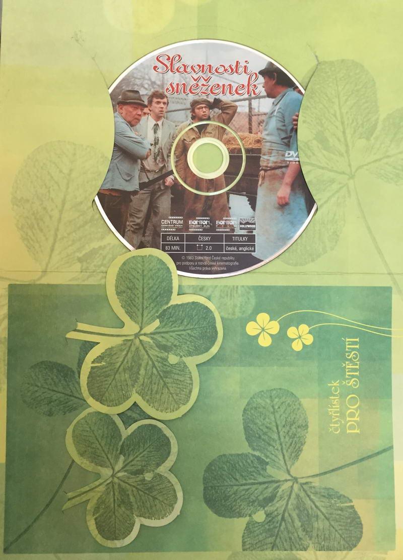 Slavnosti sněženek - DVD /dárkový obal/