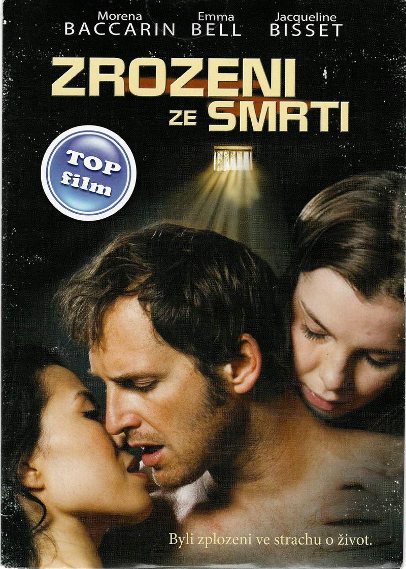 Zrozeni ze smrti - DVD papírová pošetka