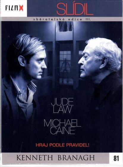Slídil - DVD digipack