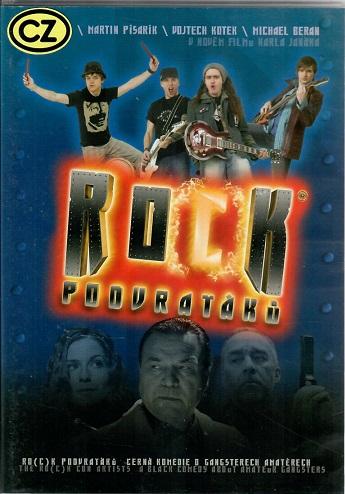 Ro(c)k podvraťáků - DVD plast