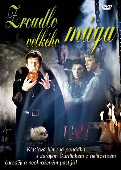 Zrcadlo velkého mága / pošetka/ DVD