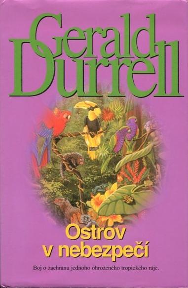 Ostrov v nebezpečí - Gerald Durrell