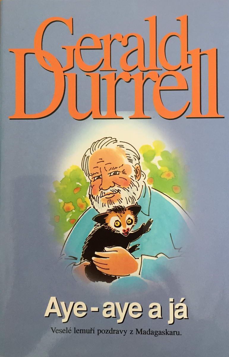 Aye-aye a já - Gerald Durrell