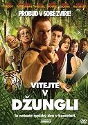 Vítejte v džungli - DVD plast