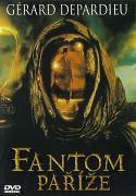 Fantom Paříže - DVD plas