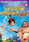 Sen noci svatojánské - DVD plast