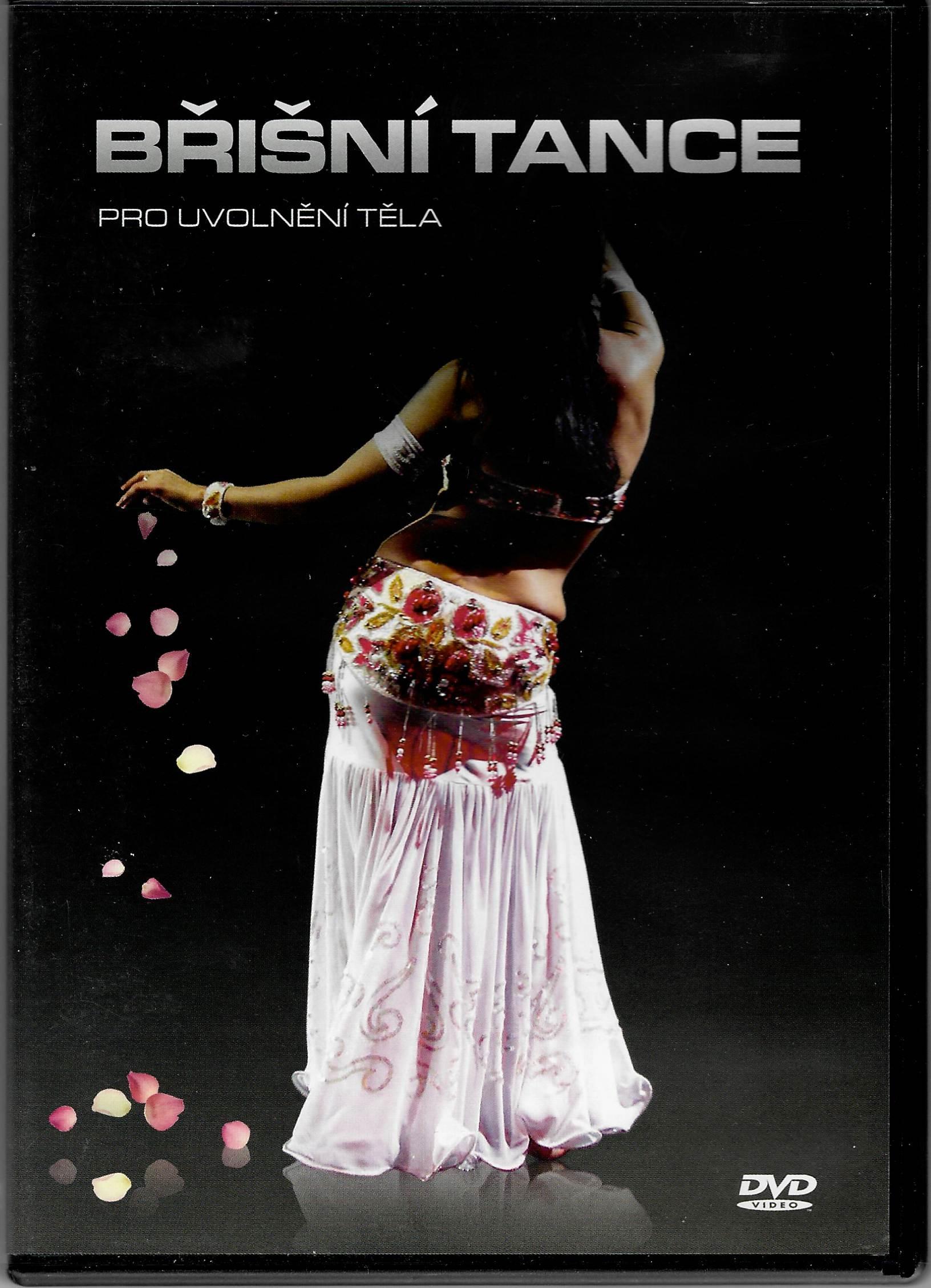 Břišní tance pro uvolnění těla - DVD plast