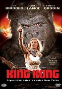 King Kong - DVD plast
