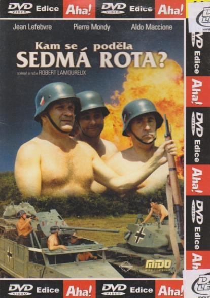 Kam se poděla sedmá rota? - DVD